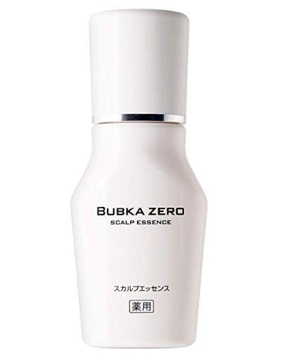 薬用スカルプエッセンス BUBKA ZERO(ブブカ ゼロ)の商品画像